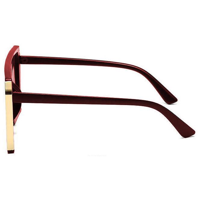 Солнцезащитные очки MIU MIU 3011 коричневые - фото 4