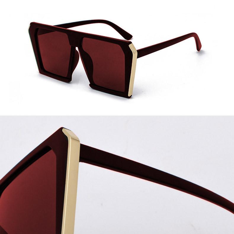 Солнцезащитные очки MIU MIU 3011 коричневые - фото 6