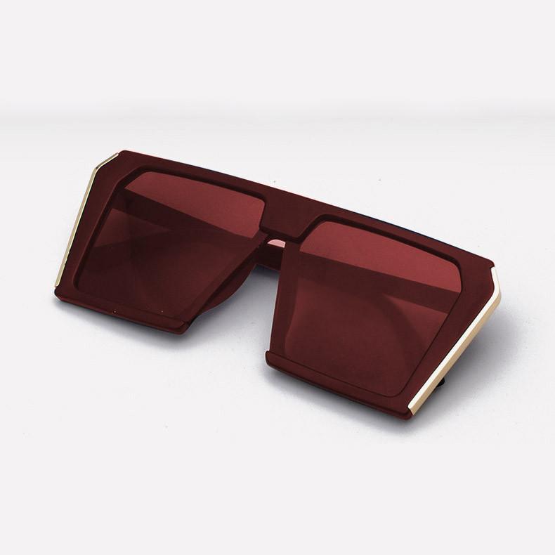 Солнцезащитные очки MIU MIU 3011 коричневые - фото 10