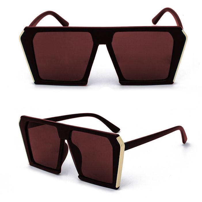 Солнцезащитные очки MIU MIU 3011 коричневые - фото 1