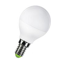 Светодиодная лампа шар LED GLOB A45 5W 2700 E14 220V