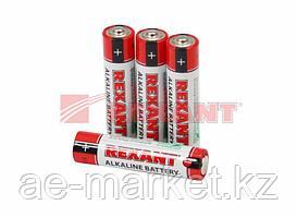 """Алкалиновая батарейка AAA/LR03 """"REXANT""""1, 5 V 1200 mAh"""