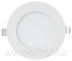 Светодиодная панель круглая встраиваемая 3W/ 240 Lm 6400 К