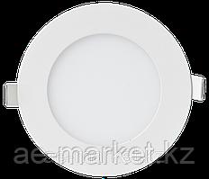 Светодиодная панель круглая встраиваемая ø174 12W/950 Lm 6400 К