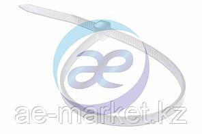 Хомут nylon 200 x 3, 6 мм 100 шт белый REXANT