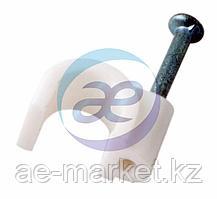 Крепеж кабеля круглый 6мм (упак. 50 шт. ) REXANT