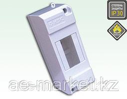 Щиток предназначен для установки до 2-х автоматических выключателей