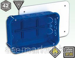 Коробка для под г/к 150*100*45) с металлическими лапками