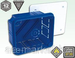 (коробка для подштукатур монтажа 100*120*65