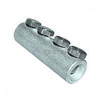 Муфта соединительная болтовая 8-10 мм, алюм.