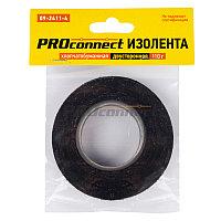 Изолента х/б Proconnect двусторонняя 16, 4 м 110 гр.