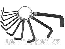 Набор шестигранников 7 предметов 1, 5-6 мм HEX на кольце Proconnect