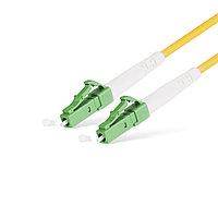 Патч Корд Оптоволоконный LC/APC-LC/APC SM 9/125 Simplex 3.0мм 1 м, фото 1