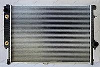 Радиатор охлаждения GERAT BW-103/3R E32, E34