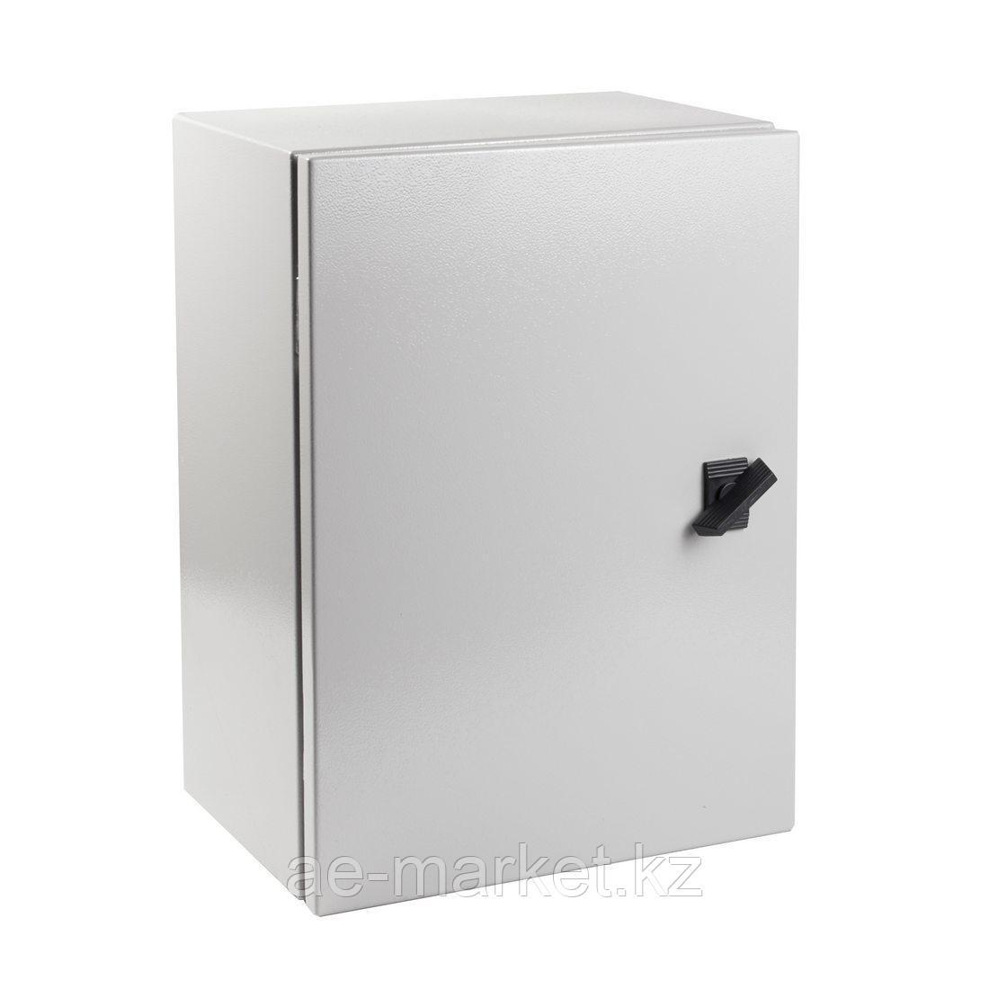 Щит металлический ANDELI 400*300*200 (для электрооборудования)