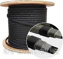 Саморегулирующийся нагревательный кабель SRL-16-2CR 16Вт с UF-защитой