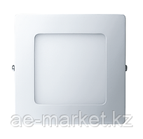 LED ДПО квадратный накл. 7w d120-h40 бел. (71 396)