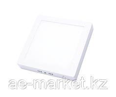 LED Спот накл. KVADRO/S 18w d220-220 6500K бел.