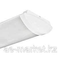 Потолочный накладной светильник ЛПО 46 1x18-604 Luxe (ЭмПРА)