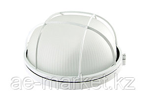 Светильник НПП 1102-100 бел/круг с реш