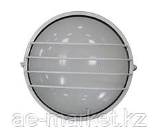 Светильник НПП 1106-100 бел/круг сетка