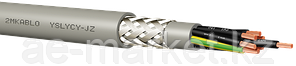 Кабель YSLY-CY-JZ  7x0,75 серый