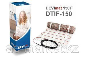 Нагревательный мат с тефлоновой изоляцией, двухжильный DEVImat 150T