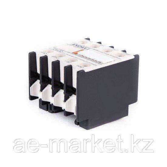 Блок доп.контактов ANDELI F4-22