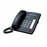 Системный телефон Panasonic KX-T7665RU черный