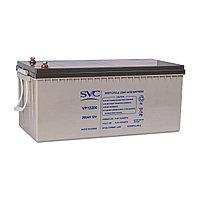 Аккумуляторная батарея SVC VP12200 12В 200 Ач (552*239*236), фото 1