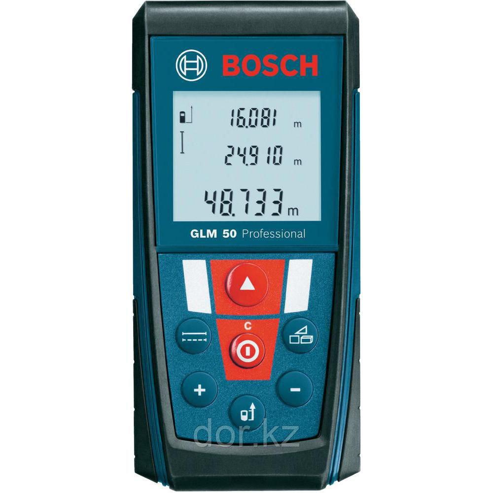 Лазерный дальномер GLM 50 Professional BOSCH арт. 0601072200