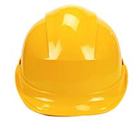 Защитная каска, V дизайн, желтая 410