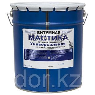 Мастика битумная резиновая холодная МБР 18 кг