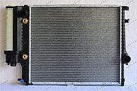 Радиатор охлаждения GERAT BW-107/3R BMW E34