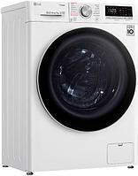 Стиральная машина LG F2V5HS0W белый-черный