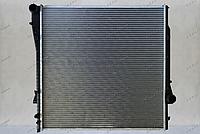 Радиатор охлаждения GERAT BW-110/4R BMW E53