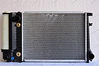 Радиатор охлаждения GERAT BW-111/3R BMW E34, E36
