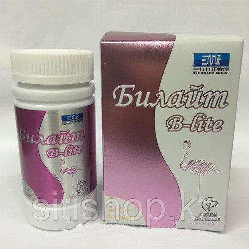 Капсулы для похудения в банке - Билайт (60 капсул)