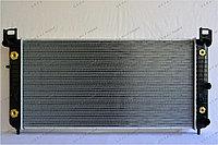 Радиатор охлаждения GERAT CT-101/4R HUMMER H2, CADILLAC ESCALADE