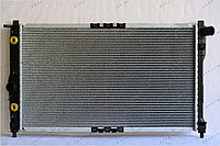 Радиатор охлаждения GERAT DO-102/1R DAEWOO NUBIRA, LEGANZA