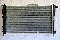 Радиатор охлаждения GERAT DO-106/2R DAEWOO NEXIA N150