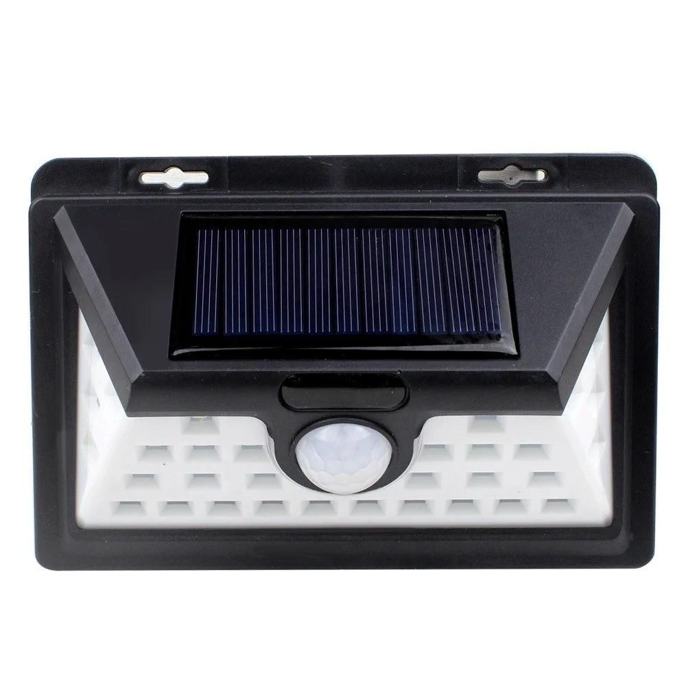 Беспроводной уличный светильник 5W с датчиком движения и солнечной батареей Solar Induction Lamp