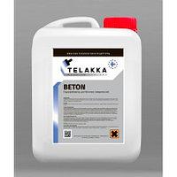 Гидрофобизирующая пропитка для бетонных поверхностей TELAKKA GIDROFOB BETON 5л