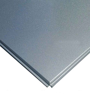 Металлик (Кассетный потолок на видимой системе) без каркаса