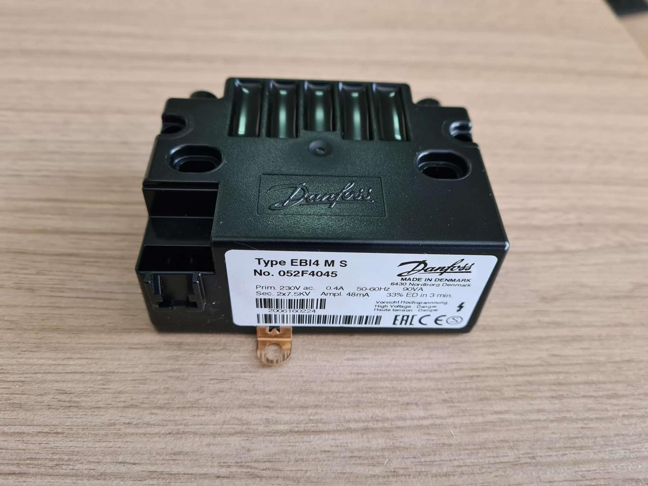 Трансформатор розжига Danfoss EBI 052F4045