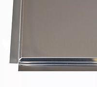 Суперхром (Кассетный потолок на видимой системе) без каркаса
