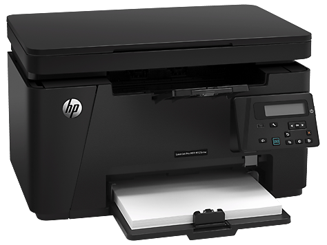 МФУ HP LaserJet Pro M125nw