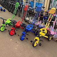 Трехколесный велосипед для самых маленьких 2020
