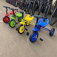 Трехколесный велосипед для самых маленьких 013