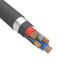 Медный бронированный кабель ВБШВнг 3х10